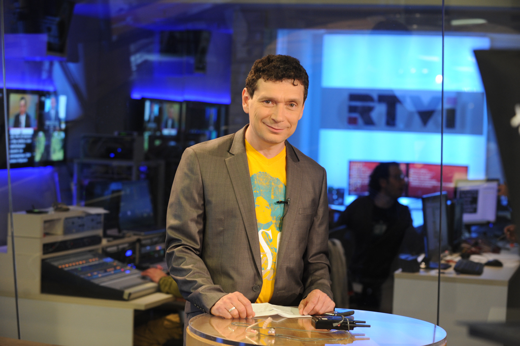 Борис Ентин: как делается телевидение
