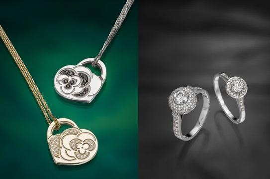 «Бурса ле-тахшитим» — 1+2 на все украшения с бриллиантами