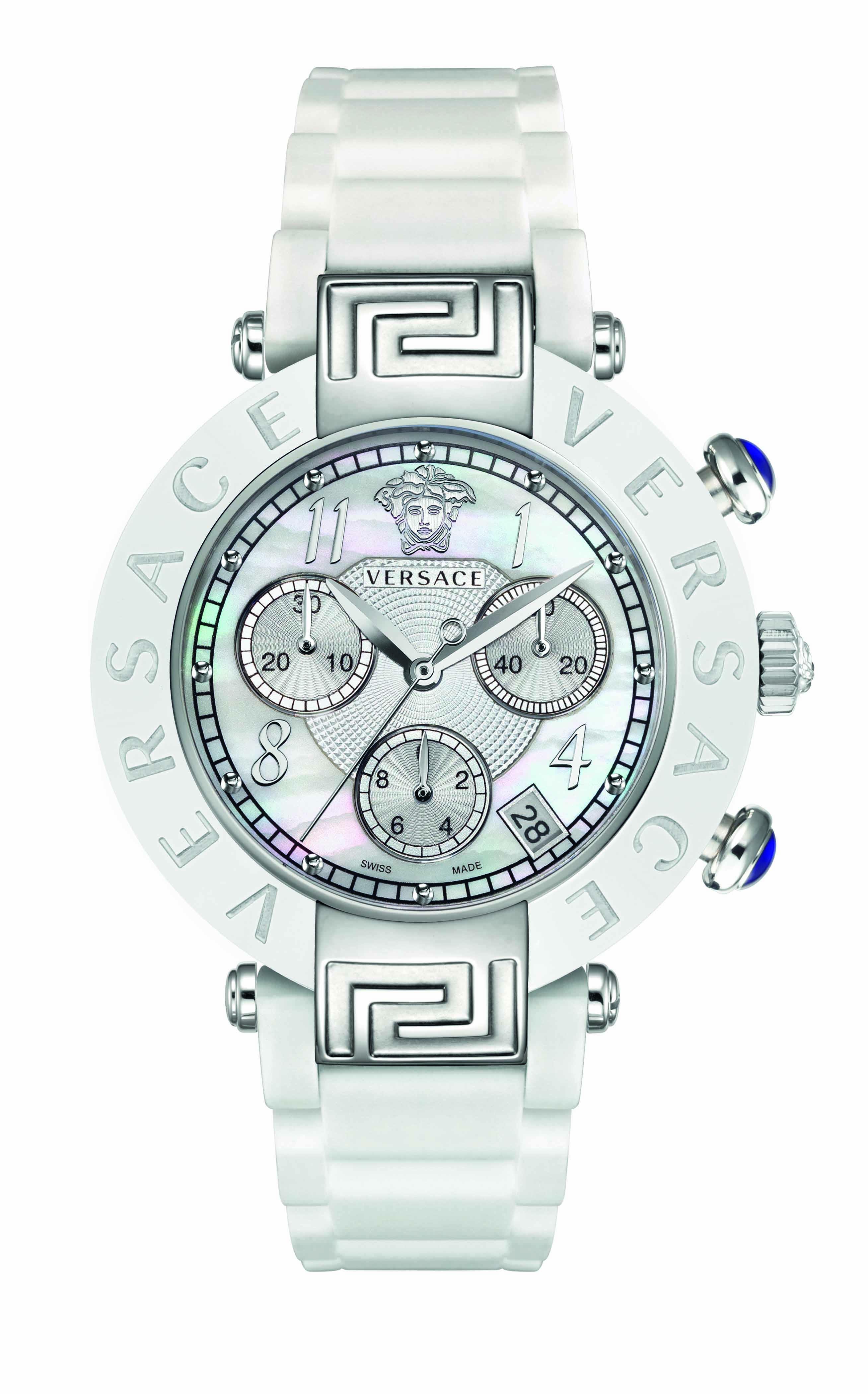 Новая коллекция часов от Versace в Израиле