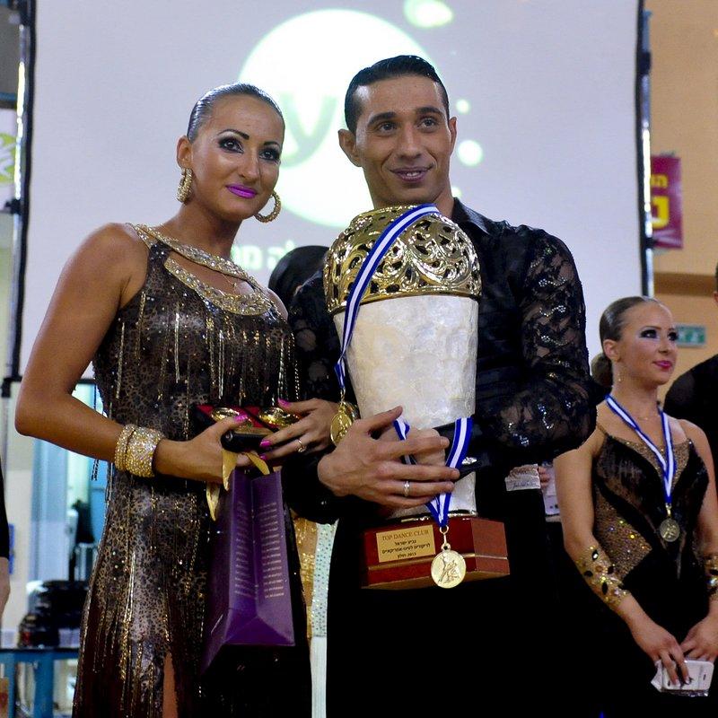 Спонсор Кубка по латиноамериканским танцам