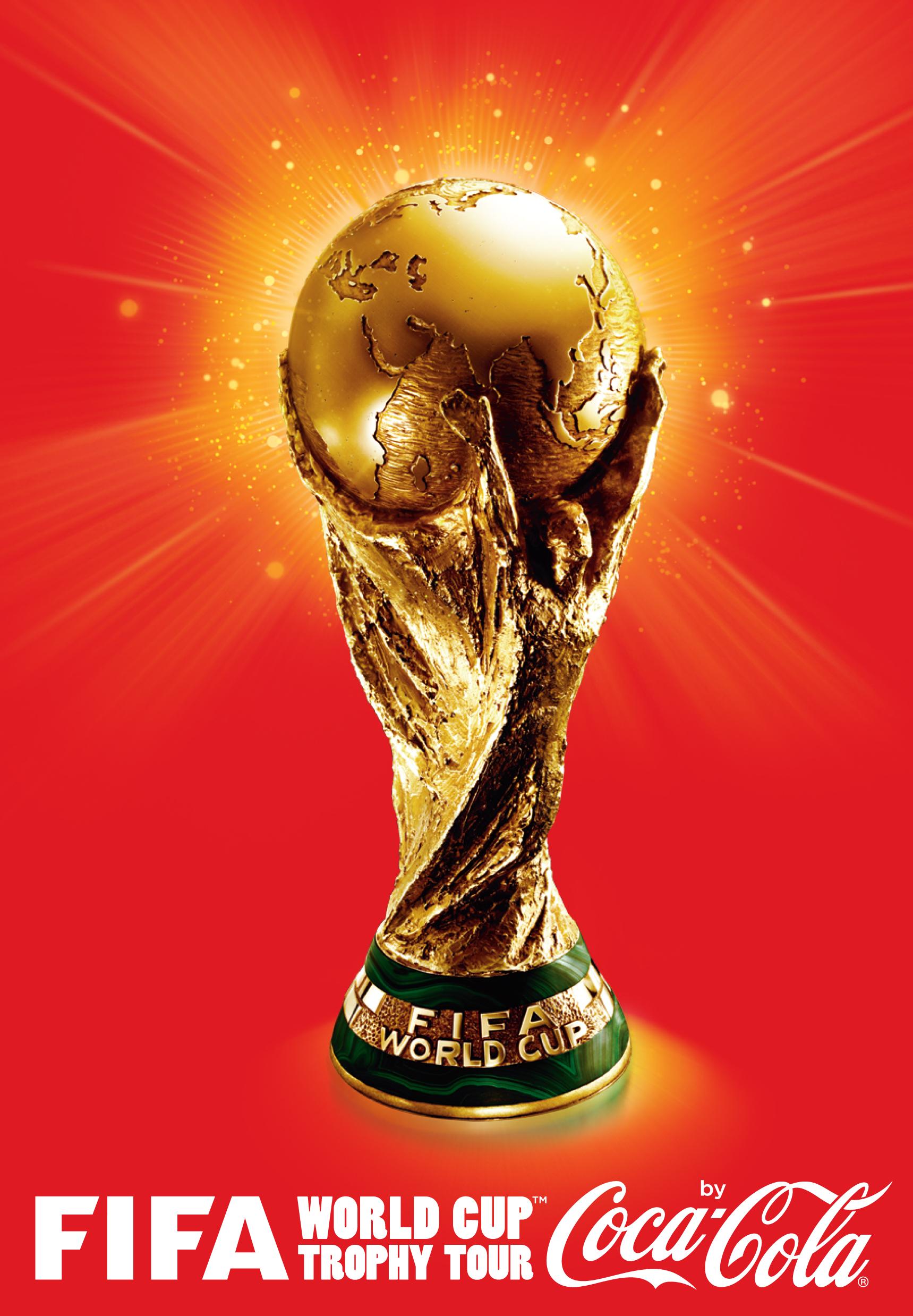 При поддержке Coca-Cola: 10 ноября кубок мира по футболу прибывает в Израиль.