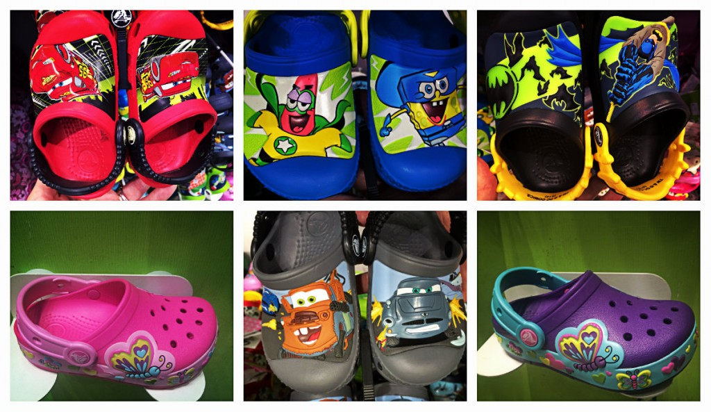 CROCS 2014 - CHILDREN