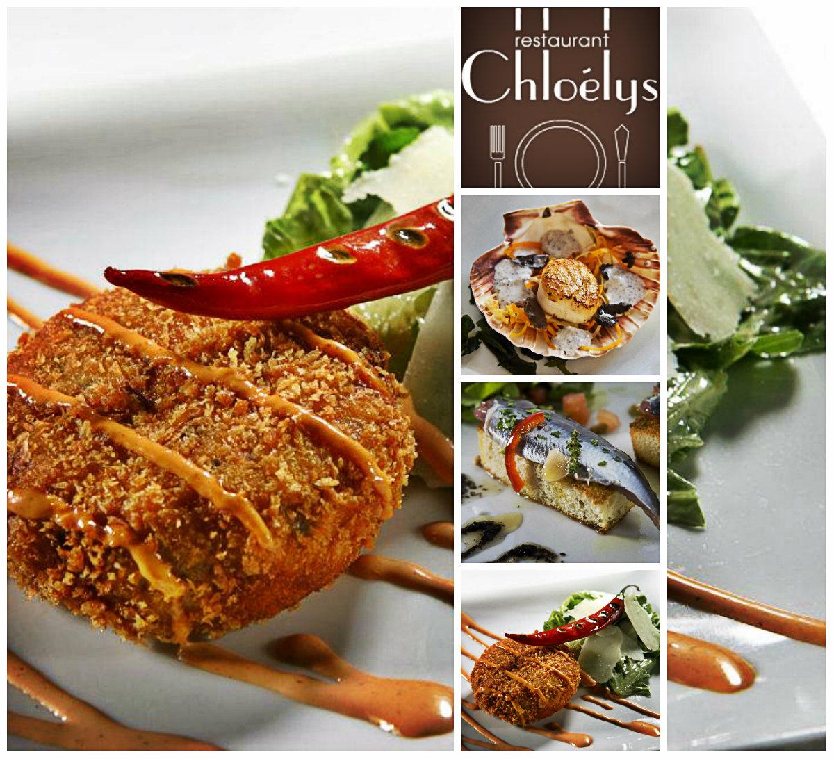 Chloelys – «ульпан-бет» французской кухни