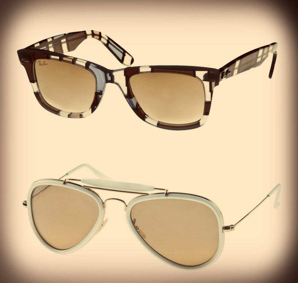 Весна-выбираем солнцезащитные очки