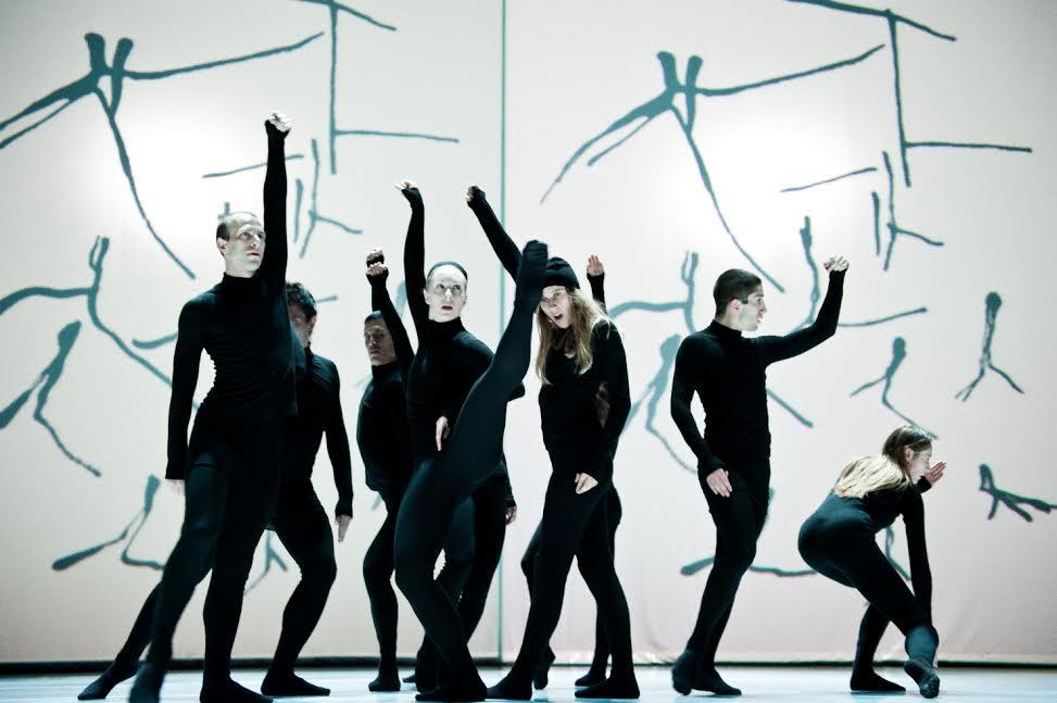 "Compagnie Marie Chouinard: ""Весна Священная"" и ""Mouvements"""
