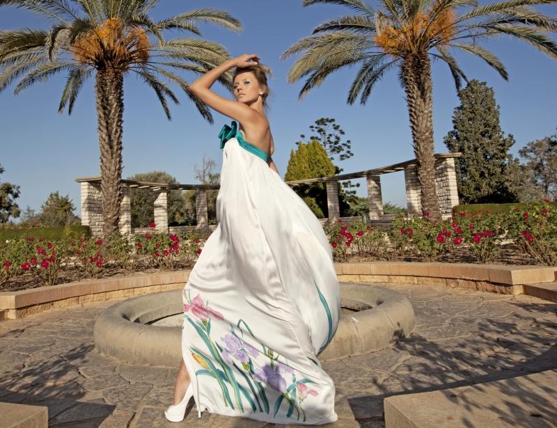 Свадебный сезон 2012: новая коллекция от Дани Мизрахи