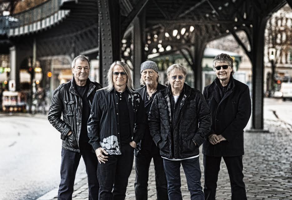 Deep Purple примет участие в съемках израильского сериала