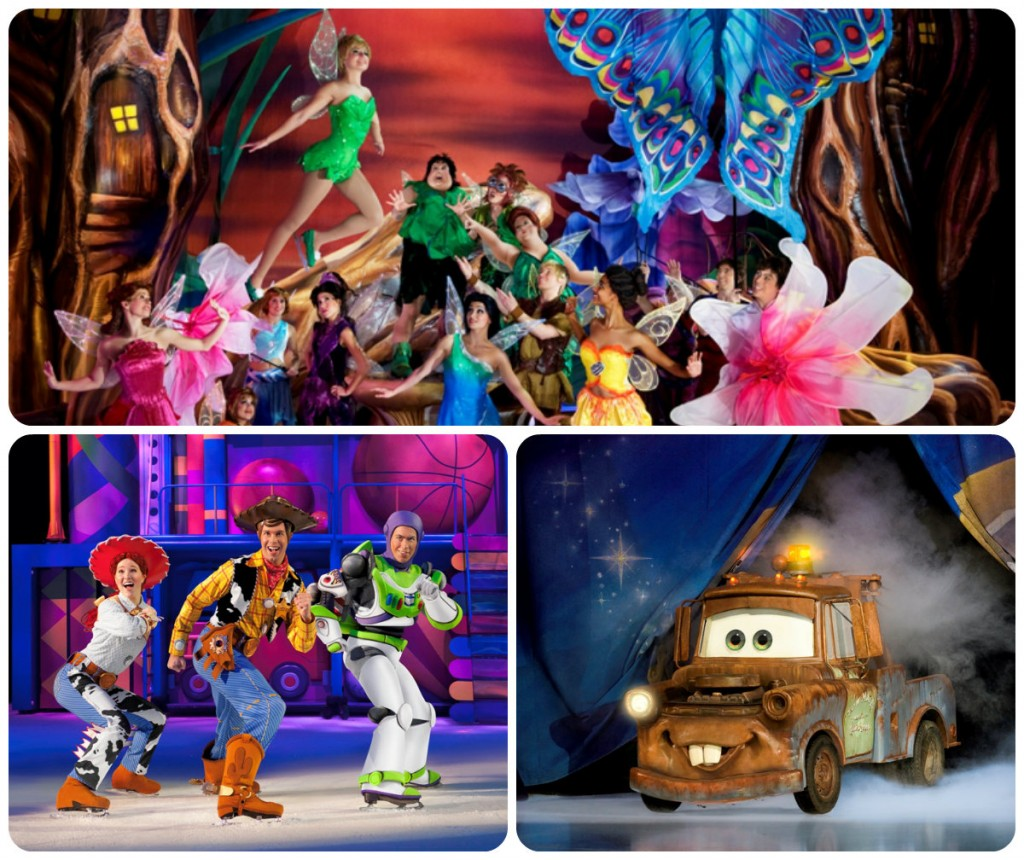 Disney on Ice in Israel