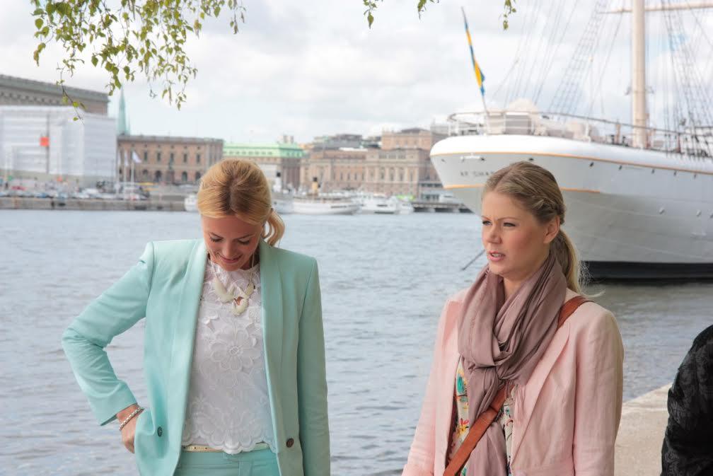 Добро пожаловать в Швецию!