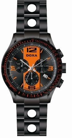 DOXA представляет новую коллекцию часов Trofeo