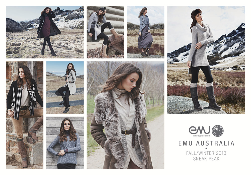 EMU FW13 Sneak Peak 1
