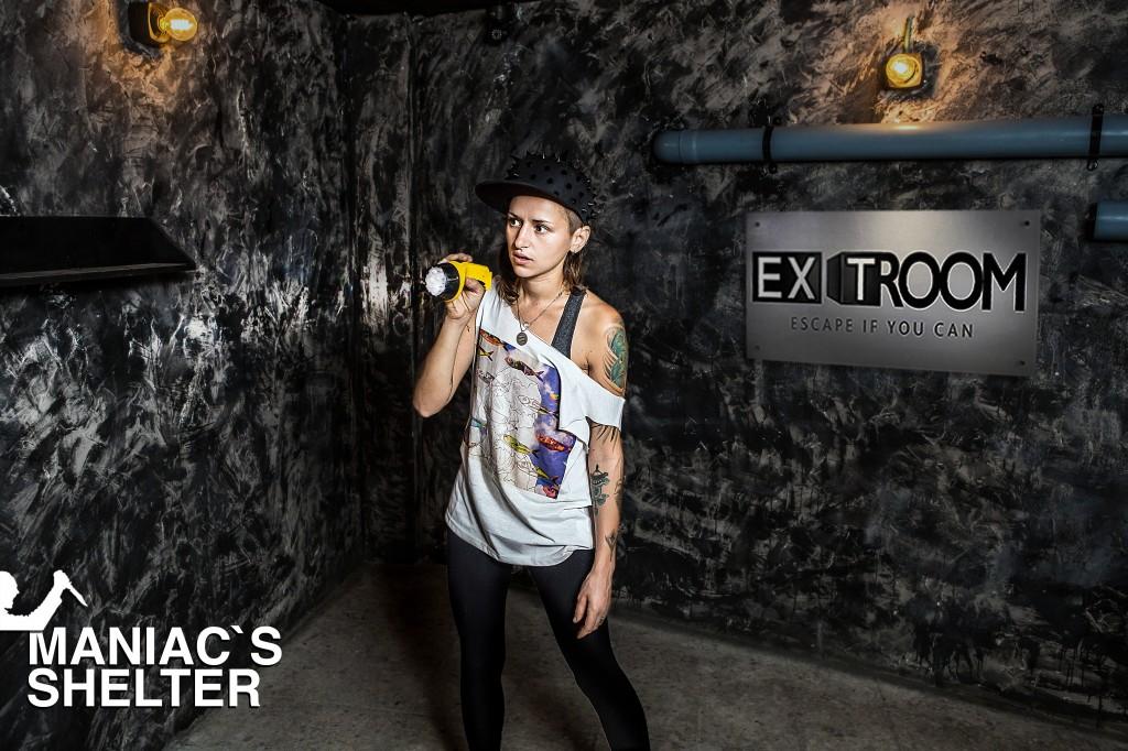 Exit Room 2
