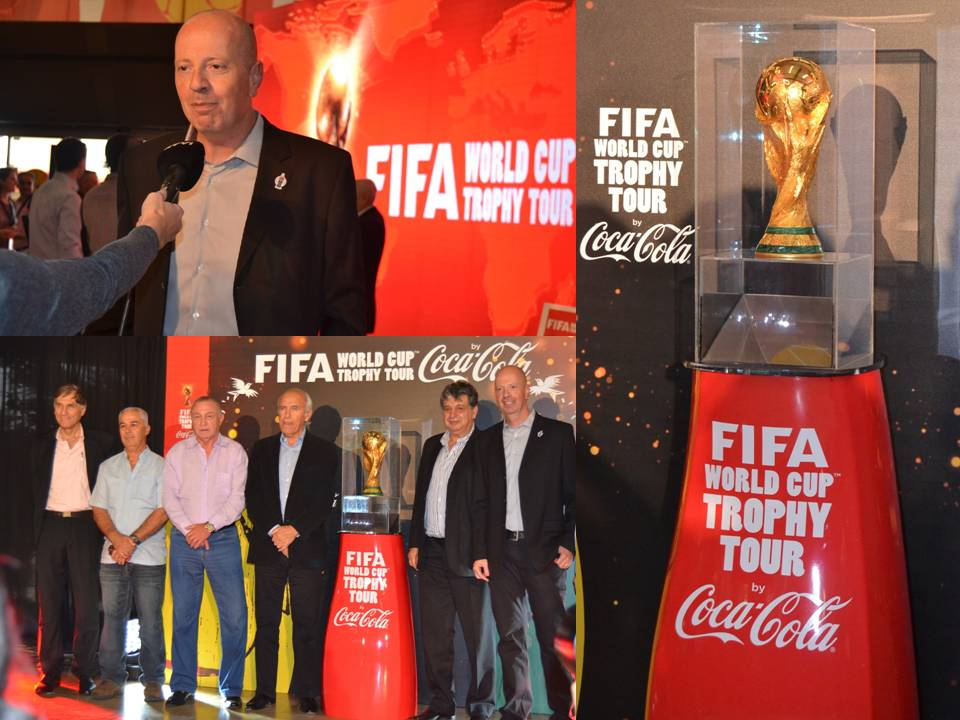 В преддверии чемпионата мира по футболу кубок мира в Израиле!