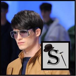 Fashion trend mens sunglasses