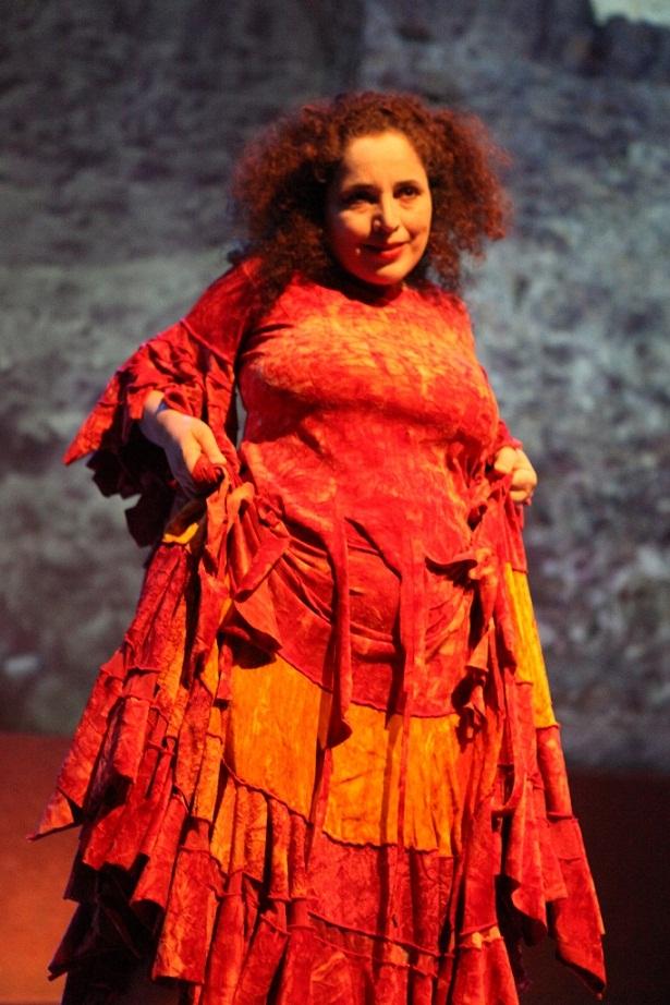 Международный фестиваль уличных театров в Бат-Яме