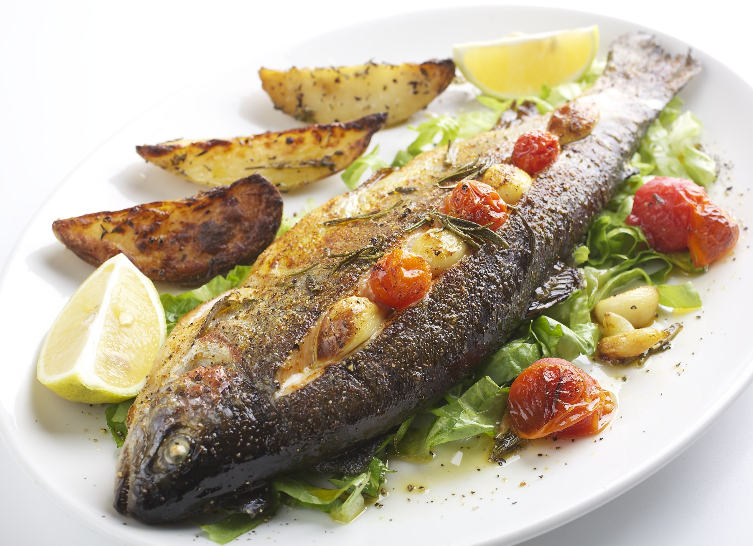 «Звездная рыба», изюминка ресторана Мисэдэт-а-Даягим