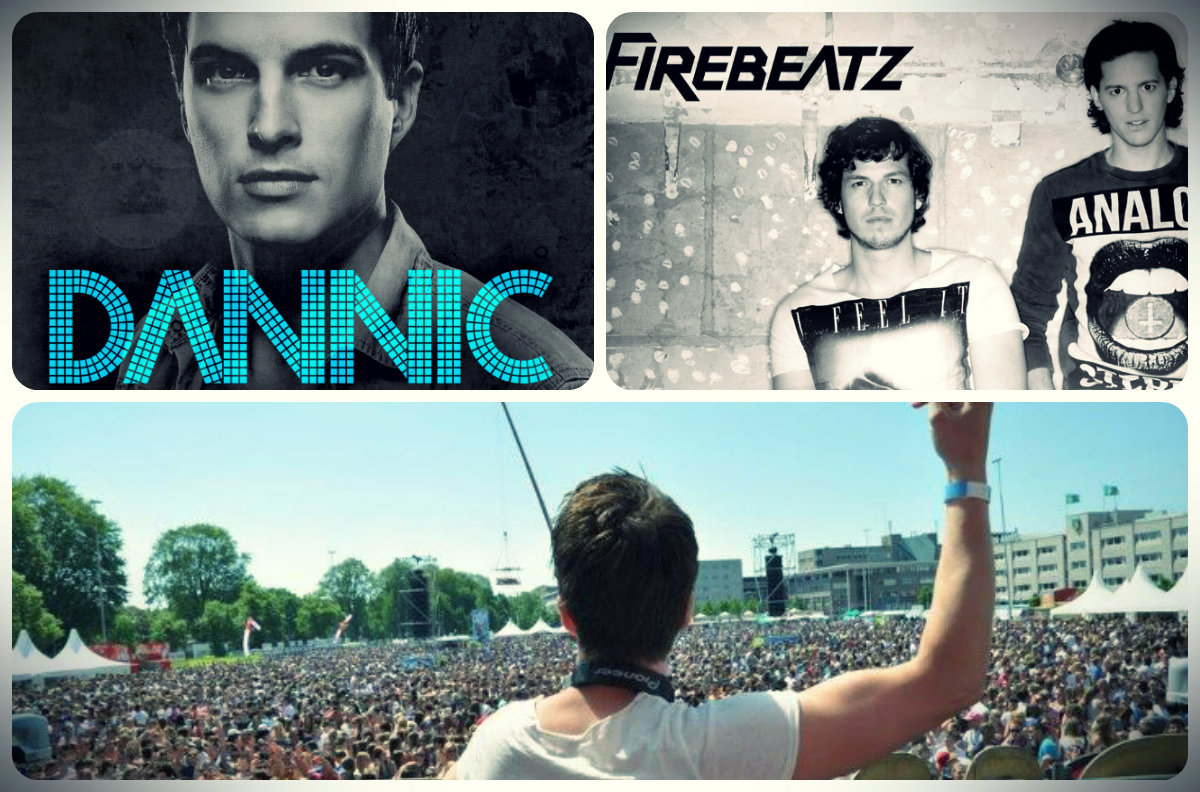 Firebeatz & Dannic в Тель-Авиве