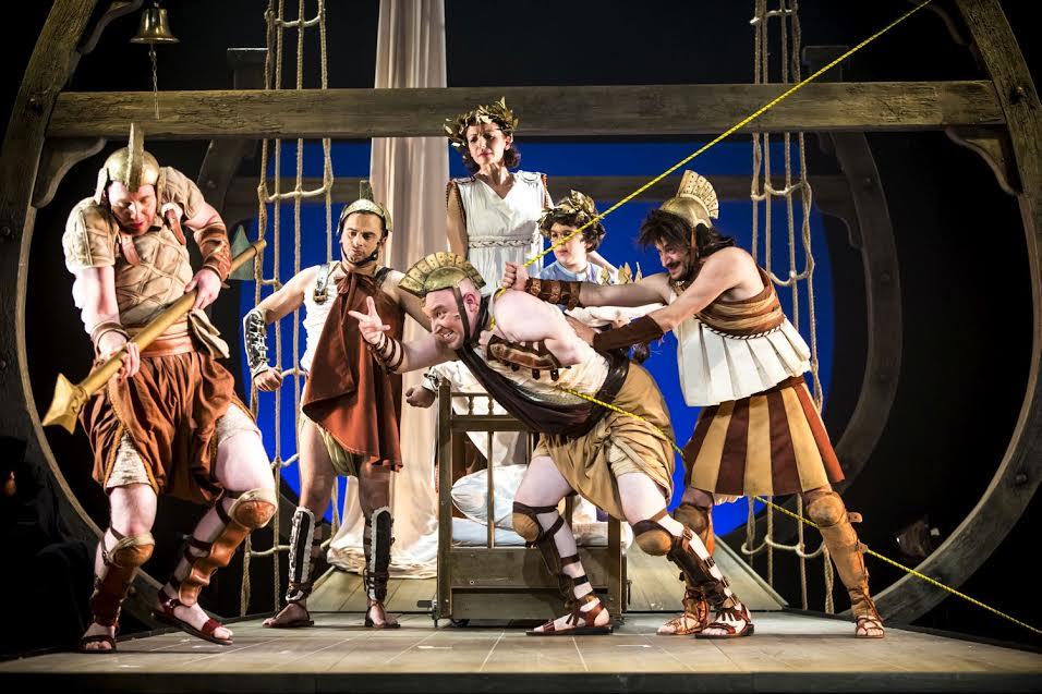 """Театр """"Гешер"""" – маленьким зрителям в честь праздника Суккот"""
