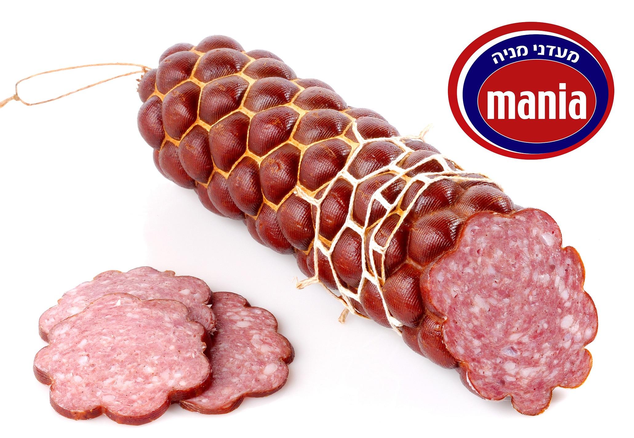 Пробуйте на здоровье: полукопченая колбаса «Голан»