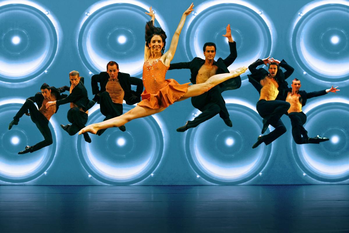 Bad Boys of Dance – балетные экстремалы