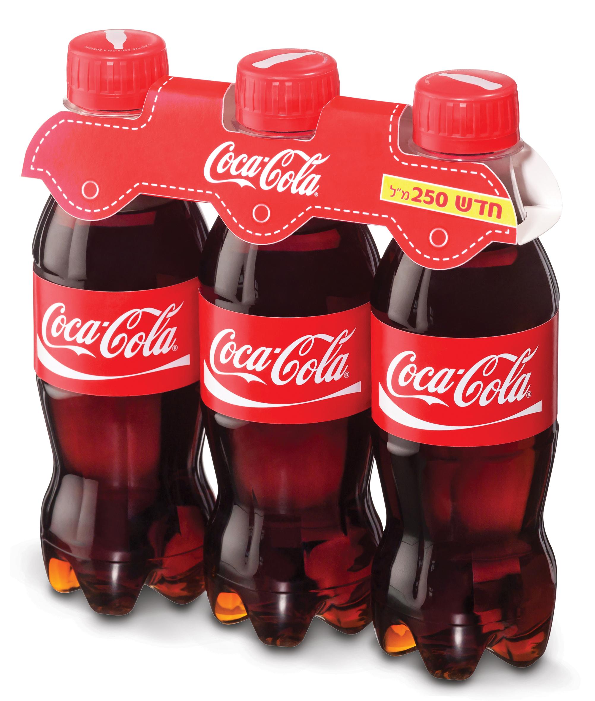 Hовой бутылке Coca-Cola Mini