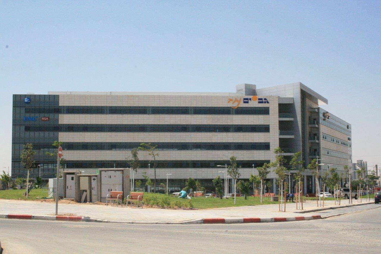 В столице Негева открывается бизнес-центр