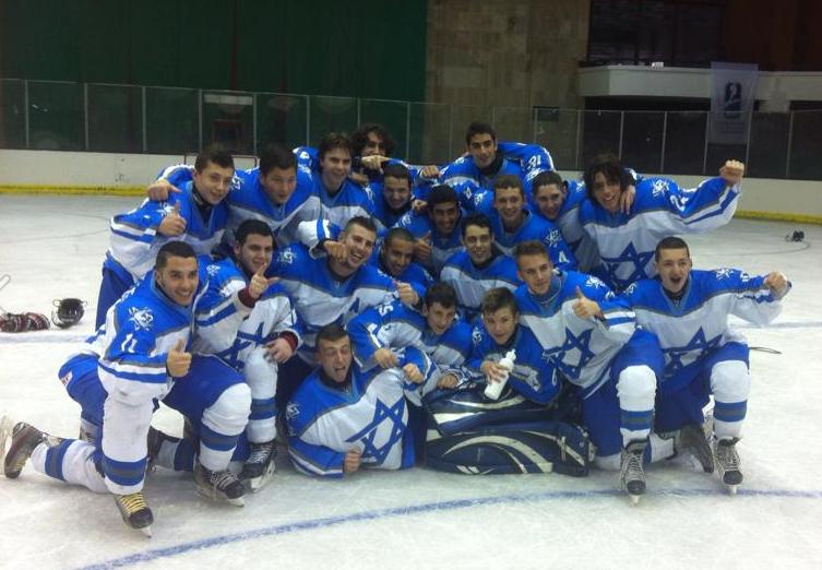 Хоккей в Израиле: успехи и достижения