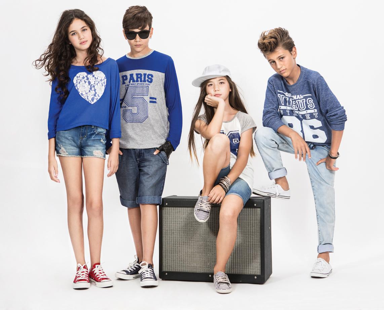Три универсальных и модных тренда от Honigman Kids