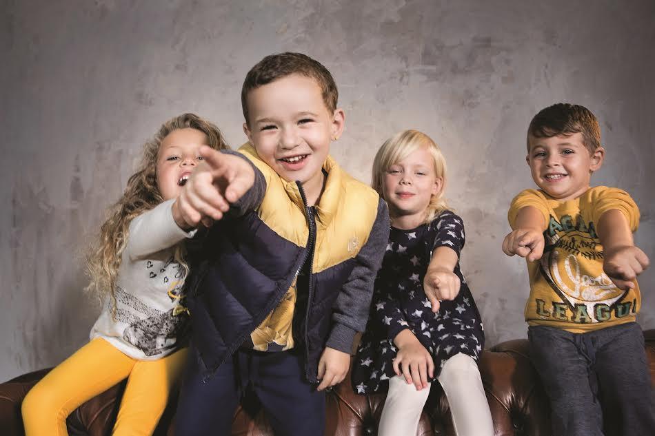 Honigman Kids:  модные детские «луки» новой коллекции