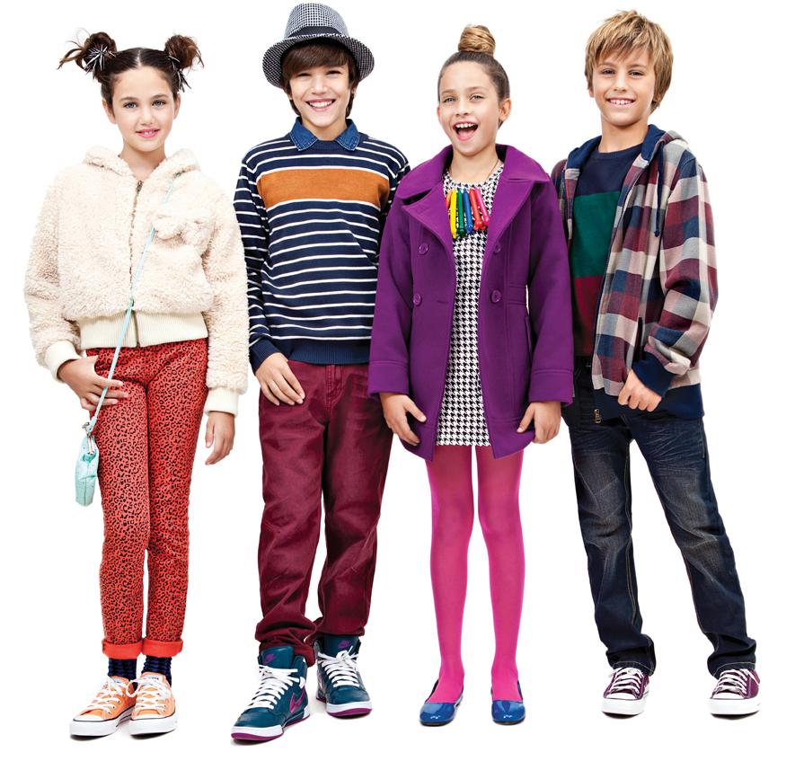 Модные тренды детской коллекции Honigman
