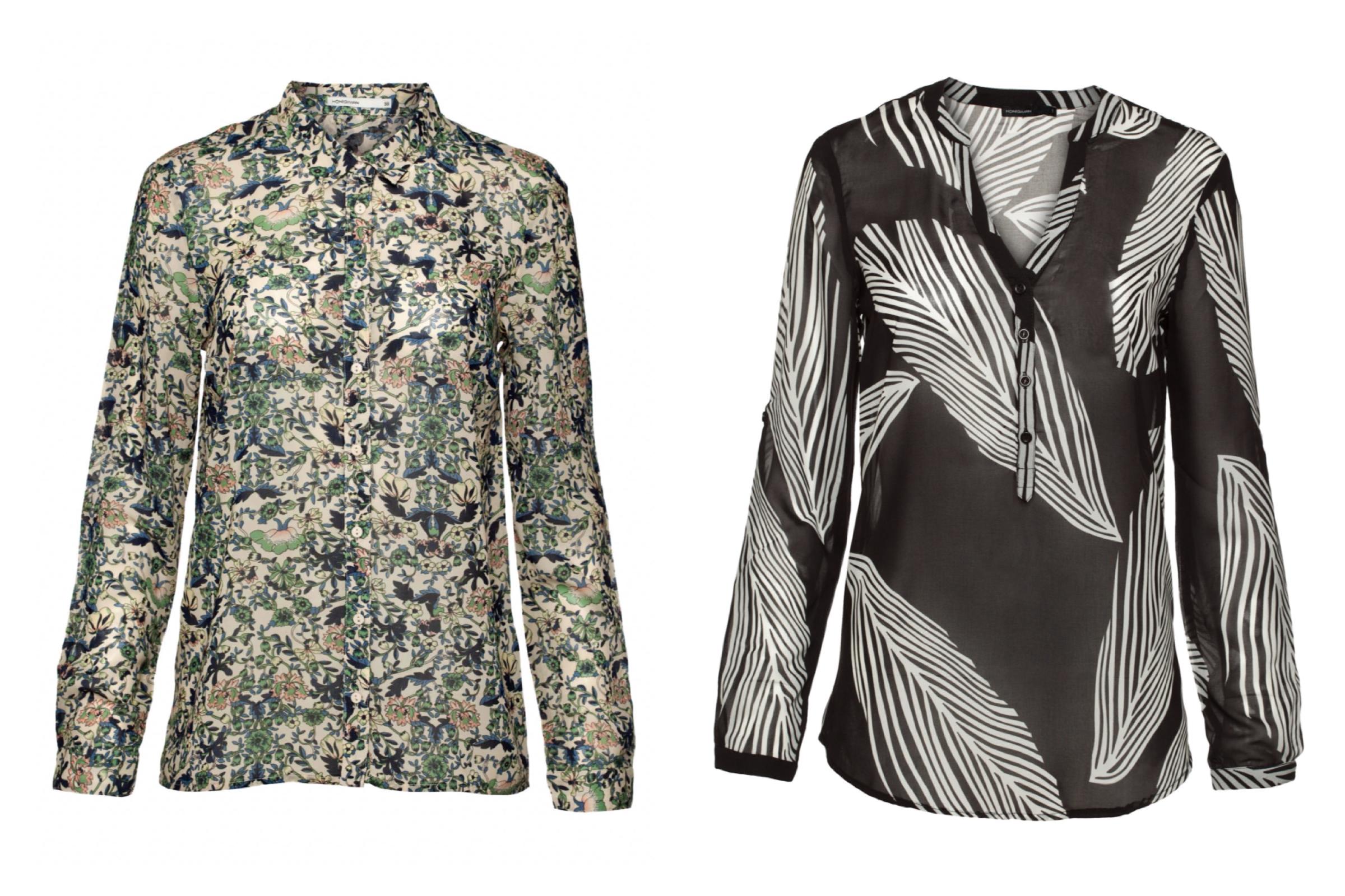 Новая блузка для модной весны от Honigman
