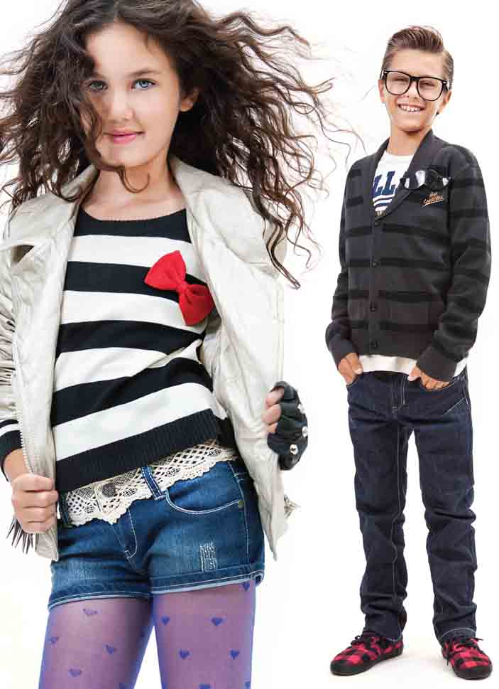Детская мода от Honigman Kids: будни и вечеринки