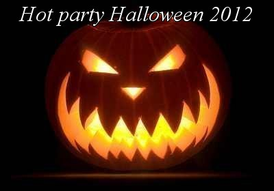 Hot party Halloween 2012