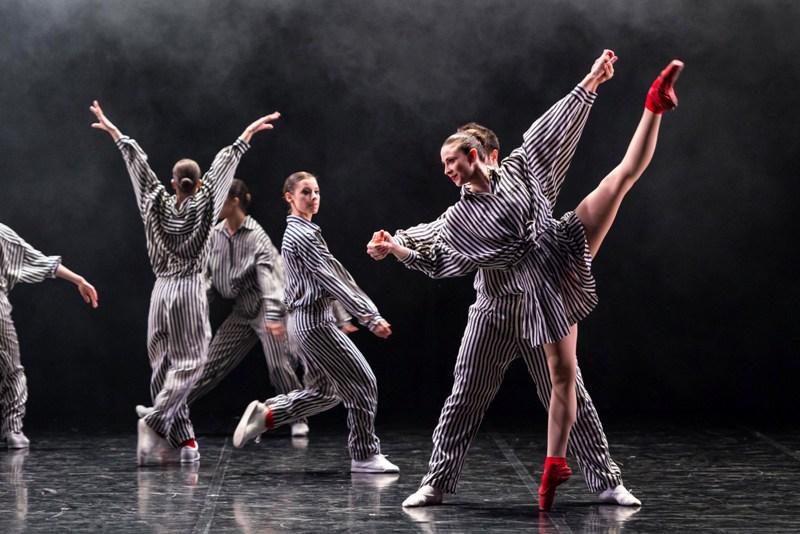 «Вечер американской хореографии» от французского балета
