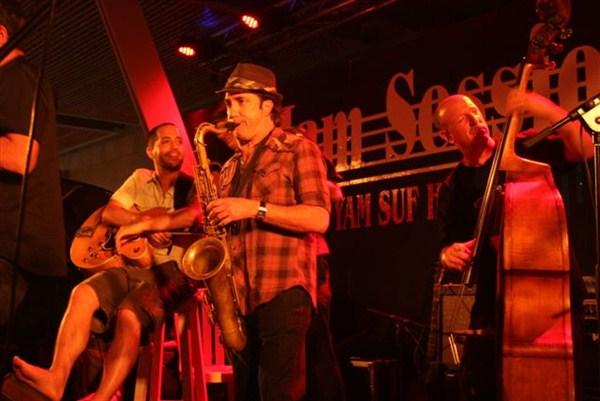 На Красном море снова джаз