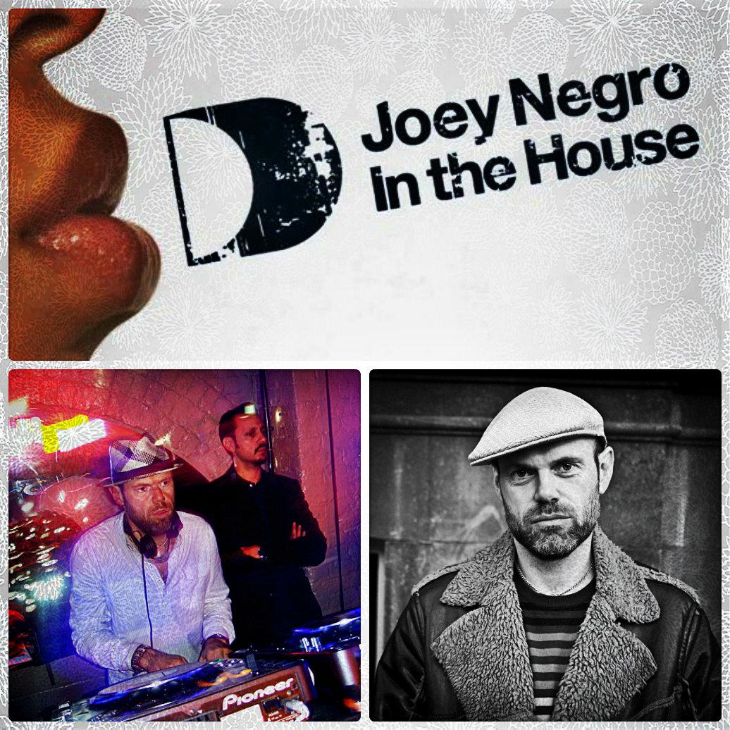 Joey Negro в Тель-Авиве