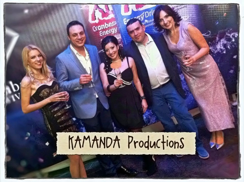 KAMANDA Productions glamur