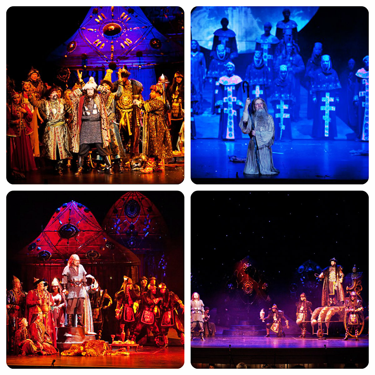 «Князь Игорь» открывает сезон Израильской оперы в Тель-Авиве