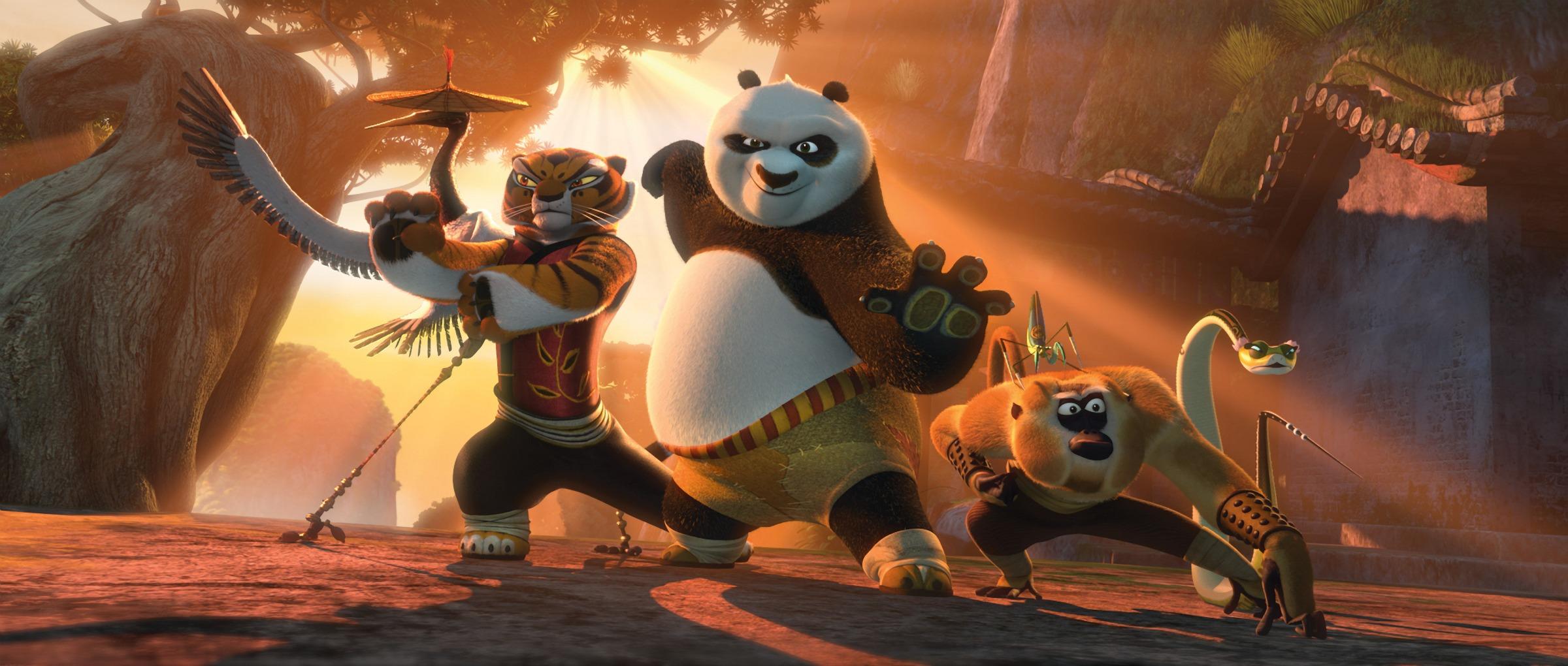 """""""Кунг-фу панда 2"""": мультфильм для детей и взрослых"""