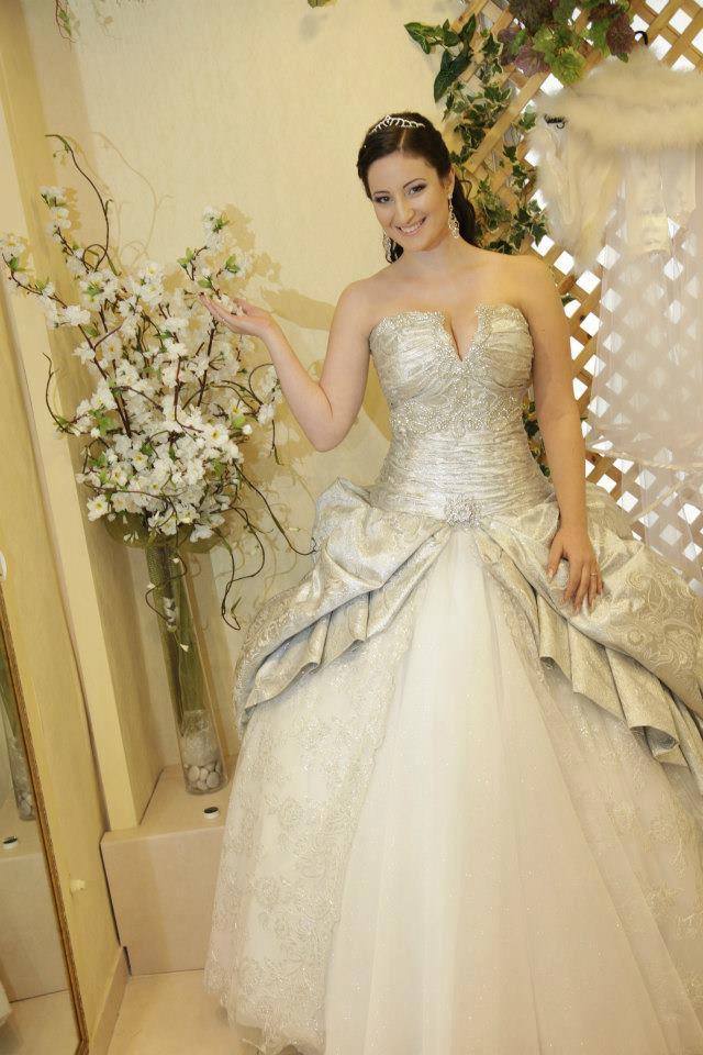 Салон LaBoheme: 5 свадебных платьев для невес