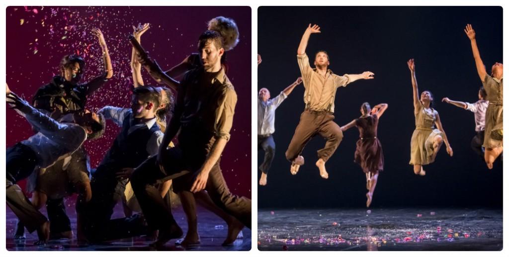 Les Ballets Jazz de Montreal в Израиле