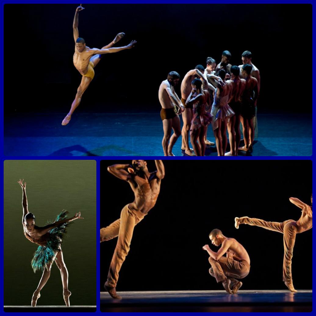 """Абстрактная поэзия движения """"Lines Ballet"""" Алонсо Кинга"""