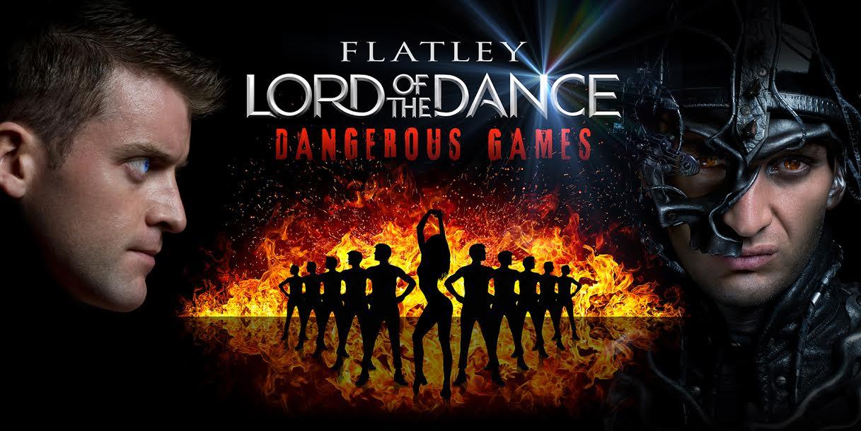 «Lord of the dance» снова в Израиле — «Опасные игры» Майкла Флэтли