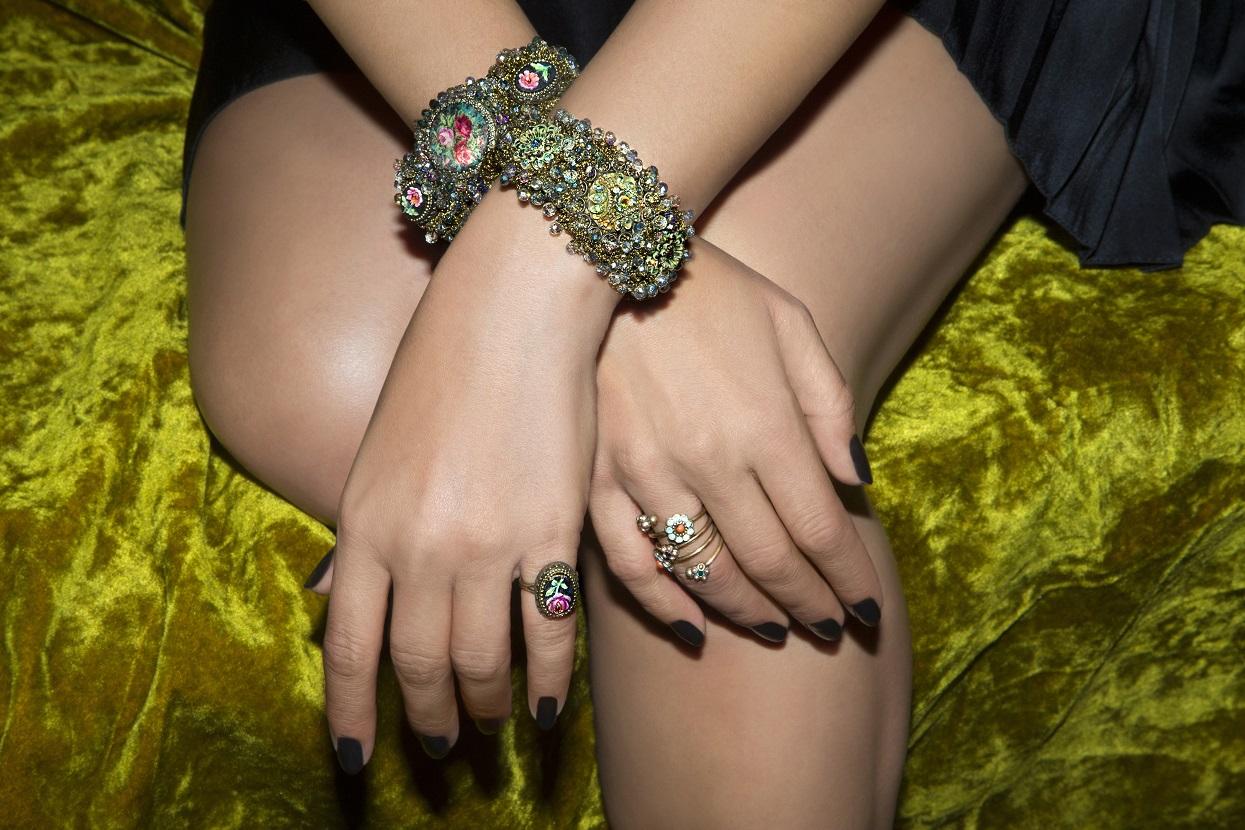Michal Negrin — коллекция браслетов