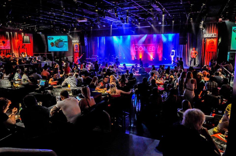 Mechta Comedy Club Israel - stala real'nost'ju 2