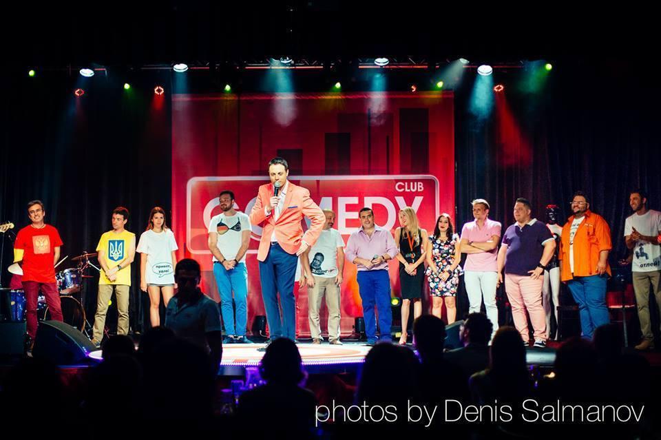 Мечта Comedy Club Israel — стала реальностью