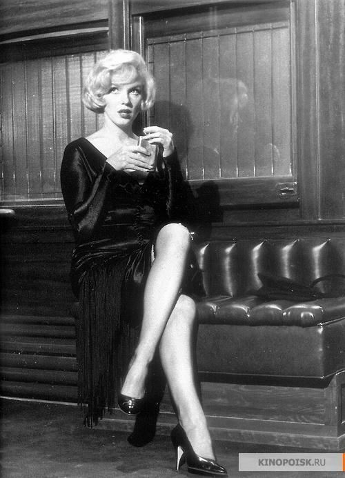 О самой знаменитой голливудской блондинке