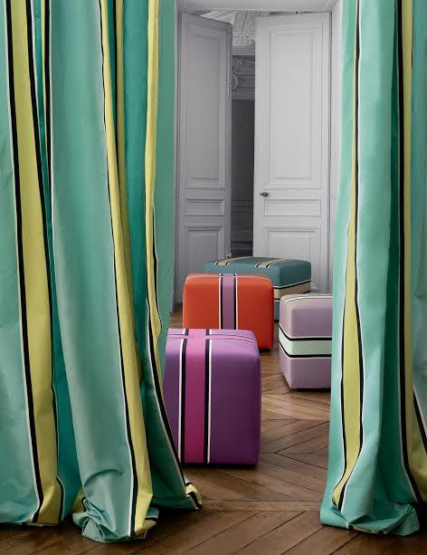 Milan Design Week-2014: мировые тренды текстильной моды — в Доме Renby