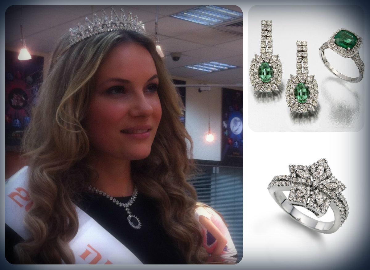 Главный алмазный спонсор Miss Russia Beauty