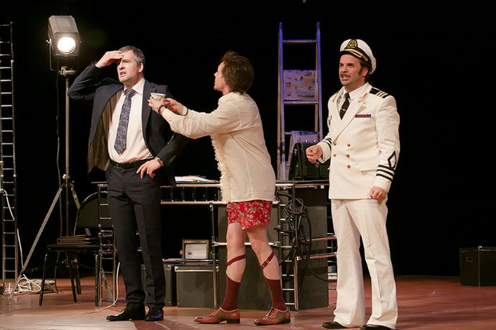 Мистика и волшебство театральной сцены